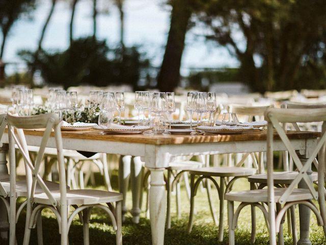 La boda de Pablo y Bea en Vejer De La Frontera, Cádiz 8