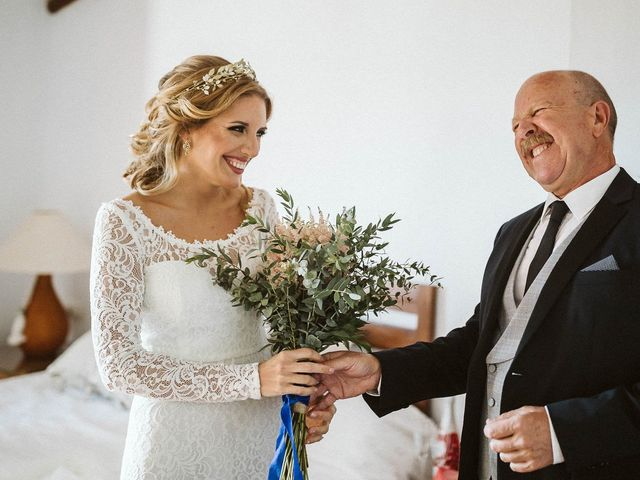 La boda de Pablo y Bea en Vejer De La Frontera, Cádiz 34