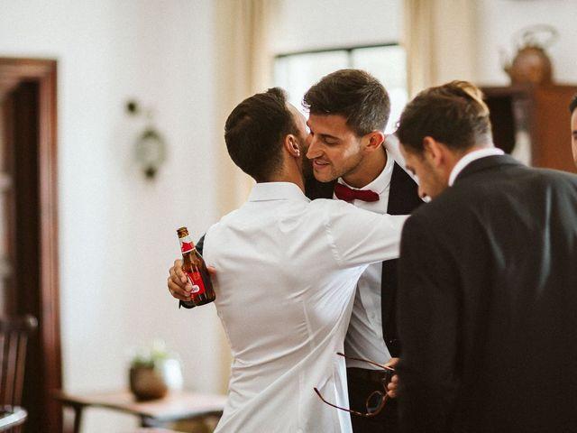 La boda de Pablo y Bea en Vejer De La Frontera, Cádiz 43