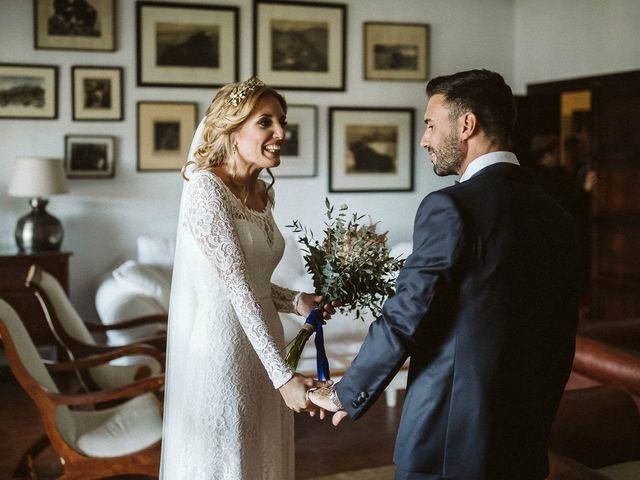 La boda de Pablo y Bea en Vejer De La Frontera, Cádiz 60