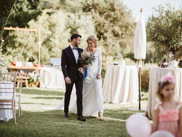 La boda de Pablo y Bea en Vejer De La Frontera, Cádiz 64