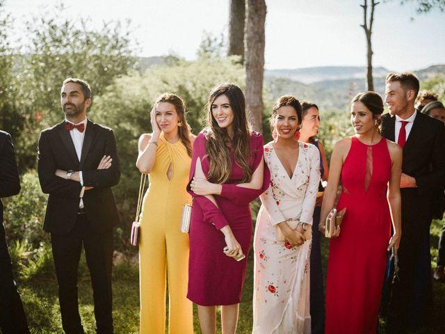 La boda de Pablo y Bea en Vejer De La Frontera, Cádiz 66