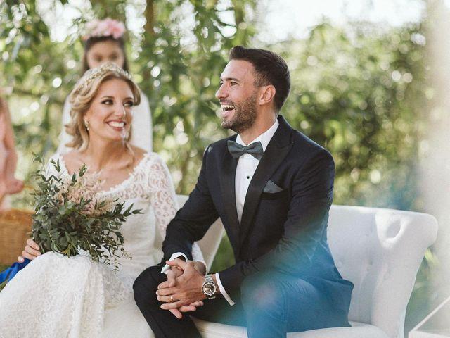 La boda de Pablo y Bea en Vejer De La Frontera, Cádiz 68