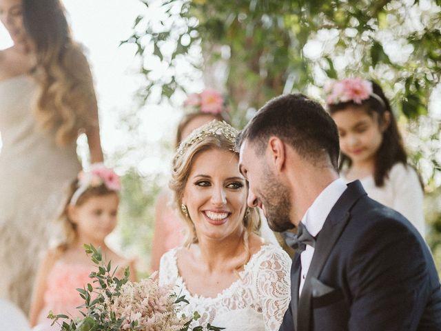 La boda de Pablo y Bea en Vejer De La Frontera, Cádiz 69