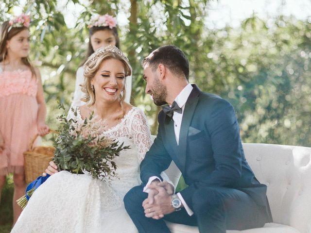 La boda de Pablo y Bea en Vejer De La Frontera, Cádiz 70