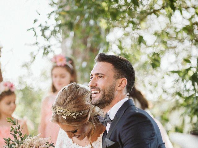 La boda de Pablo y Bea en Vejer De La Frontera, Cádiz 71