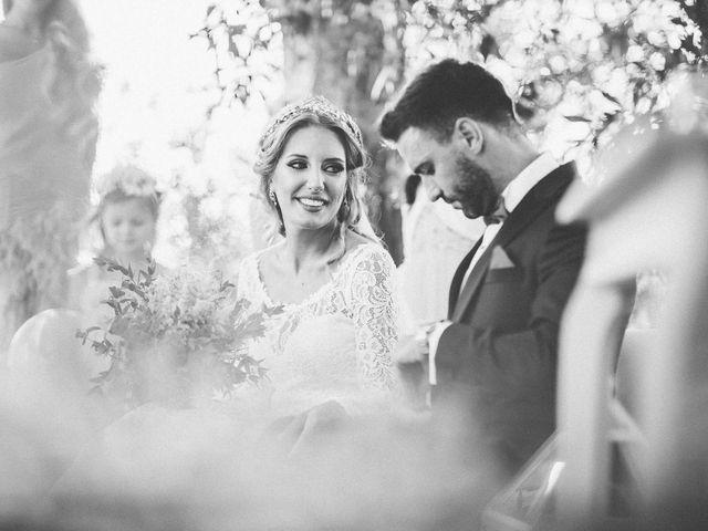 La boda de Pablo y Bea en Vejer De La Frontera, Cádiz 72