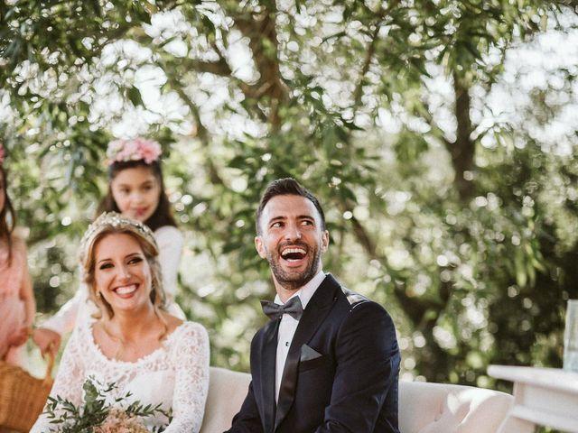 La boda de Pablo y Bea en Vejer De La Frontera, Cádiz 74