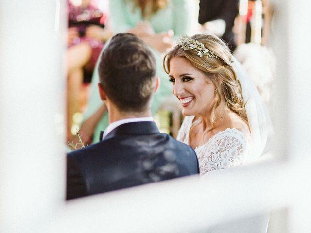 La boda de Pablo y Bea en Vejer De La Frontera, Cádiz 76