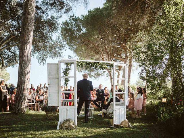 La boda de Pablo y Bea en Vejer De La Frontera, Cádiz 77