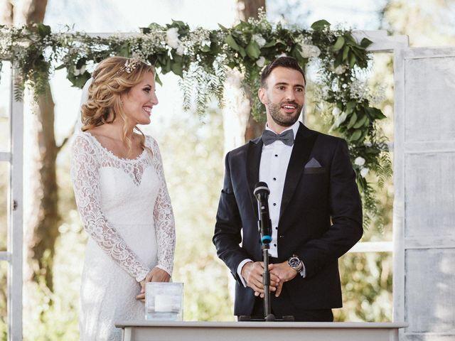 La boda de Pablo y Bea en Vejer De La Frontera, Cádiz 88