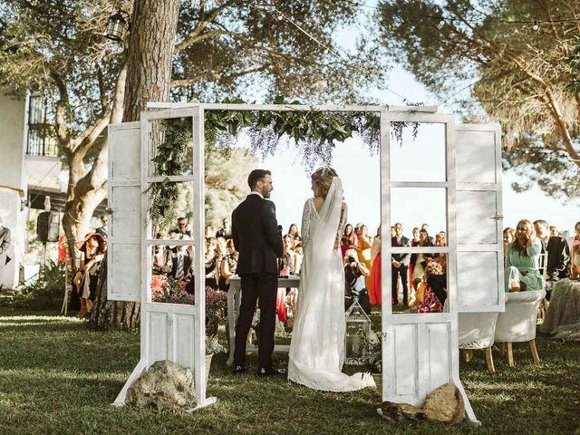 La boda de Pablo y Bea en Vejer De La Frontera, Cádiz 89