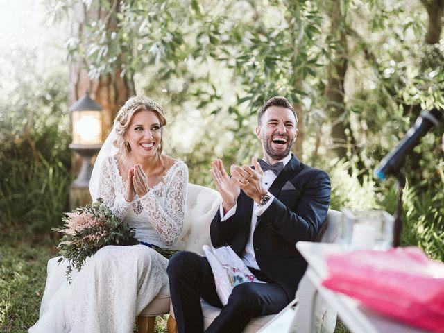 La boda de Pablo y Bea en Vejer De La Frontera, Cádiz 92