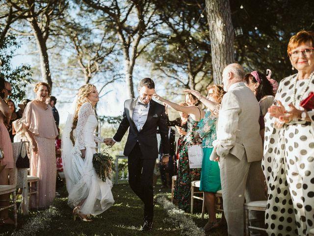 La boda de Pablo y Bea en Vejer De La Frontera, Cádiz 101