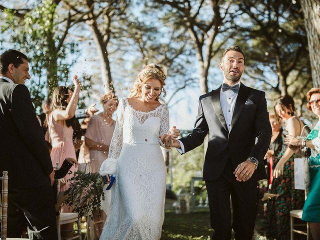 La boda de Pablo y Bea en Vejer De La Frontera, Cádiz 102