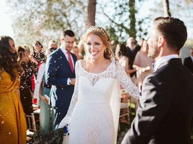 La boda de Pablo y Bea en Vejer De La Frontera, Cádiz 104