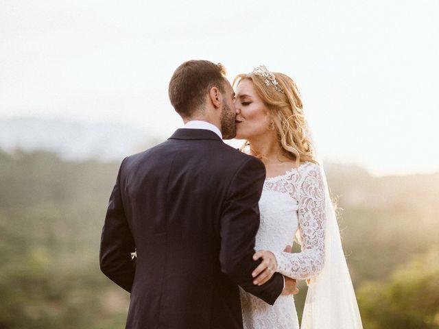 La boda de Pablo y Bea en Vejer De La Frontera, Cádiz 105