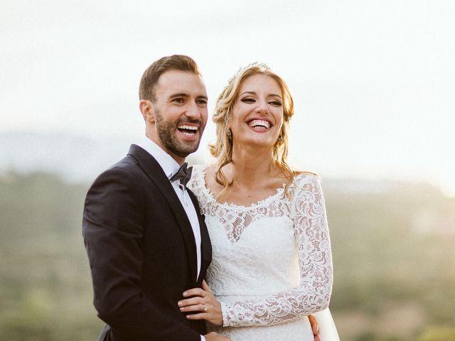 La boda de Pablo y Bea en Vejer De La Frontera, Cádiz 106