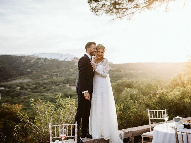 La boda de Pablo y Bea en Vejer De La Frontera, Cádiz 107