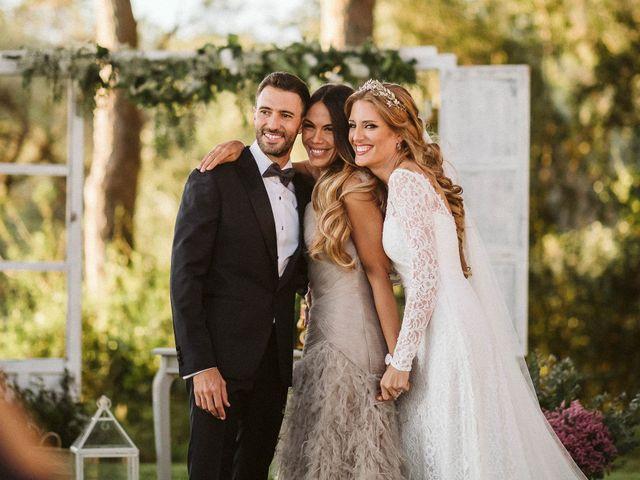 La boda de Pablo y Bea en Vejer De La Frontera, Cádiz 108