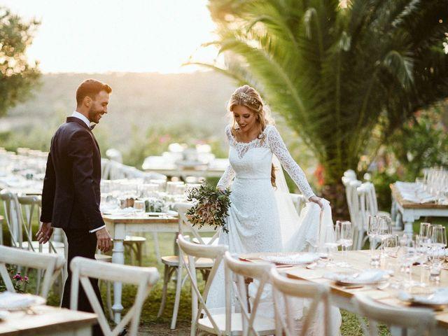 La boda de Pablo y Bea en Vejer De La Frontera, Cádiz 113