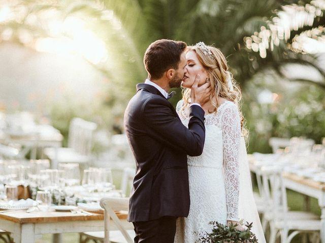 La boda de Pablo y Bea en Vejer De La Frontera, Cádiz 114