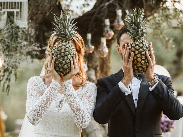 La boda de Pablo y Bea en Vejer De La Frontera, Cádiz 116