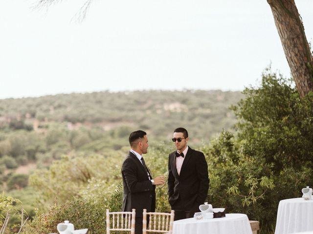 La boda de Pablo y Bea en Vejer De La Frontera, Cádiz 120