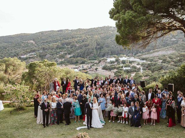 La boda de Pablo y Bea en Vejer De La Frontera, Cádiz 124
