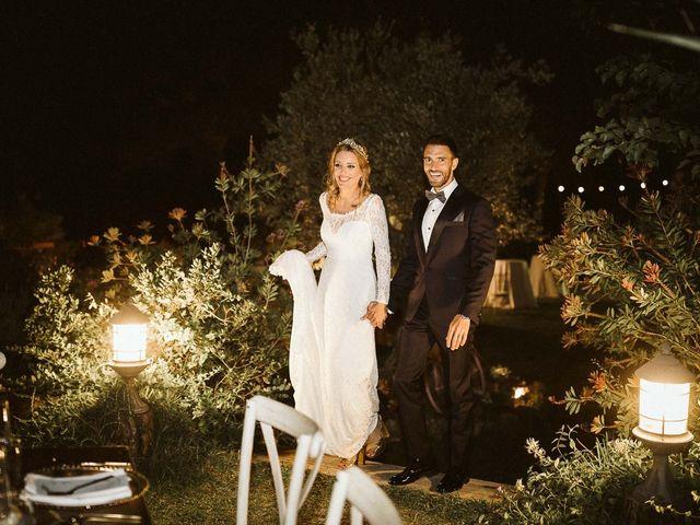 La boda de Pablo y Bea en Vejer De La Frontera, Cádiz 134