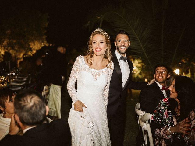 La boda de Pablo y Bea en Vejer De La Frontera, Cádiz 135