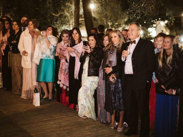 La boda de Pablo y Bea en Vejer De La Frontera, Cádiz 139