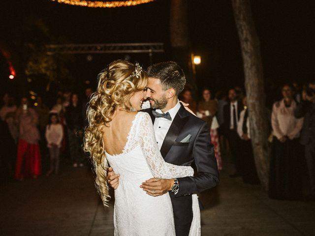 La boda de Pablo y Bea en Vejer De La Frontera, Cádiz 142