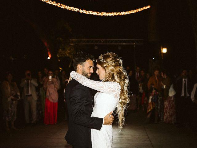 La boda de Pablo y Bea en Vejer De La Frontera, Cádiz 144