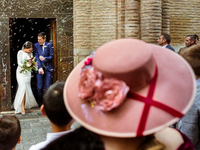 La boda de Fernando y Laura en Zaragoza, Zaragoza 20
