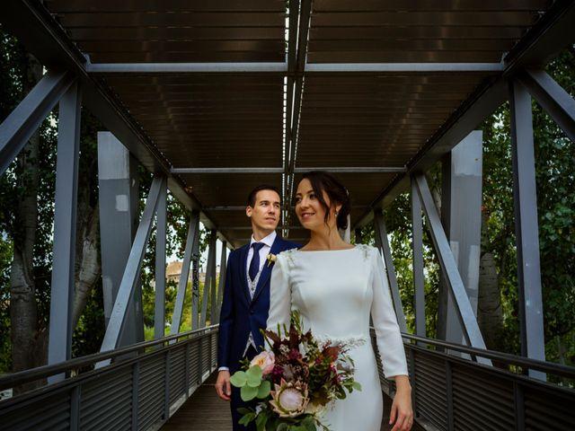 La boda de Fernando y Laura en Zaragoza, Zaragoza 21