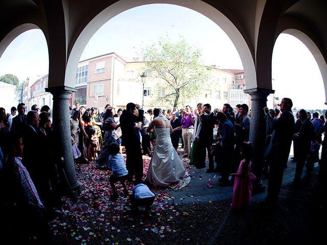 La boda de Guillermo y Raquel en Pozuelo De Alarcón, Madrid 7
