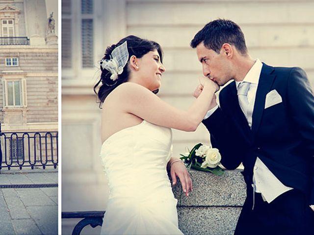 La boda de Guillermo y Raquel en Pozuelo De Alarcón, Madrid 8