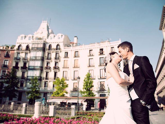 La boda de Guillermo y Raquel en Pozuelo De Alarcón, Madrid 9