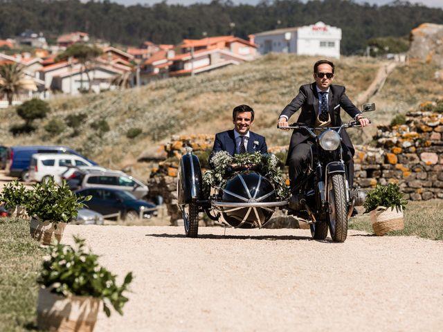 La boda de Ignacio y Marta en San Vicente De El Grove, Pontevedra 41