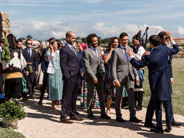 La boda de Ignacio y Marta en San Vicente De El Grove, Pontevedra 43