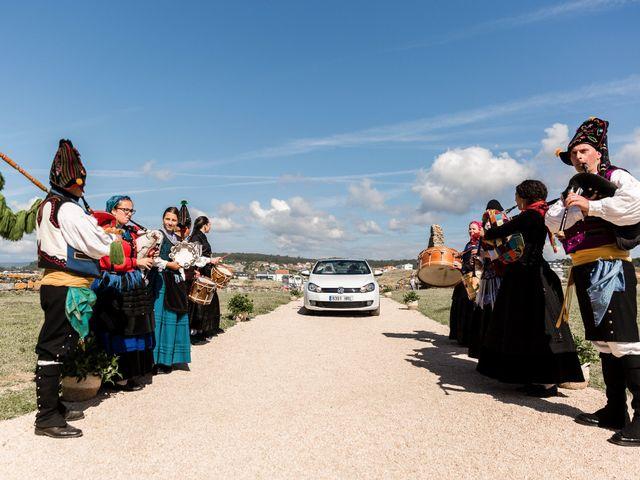 La boda de Ignacio y Marta en San Vicente De El Grove, Pontevedra 46