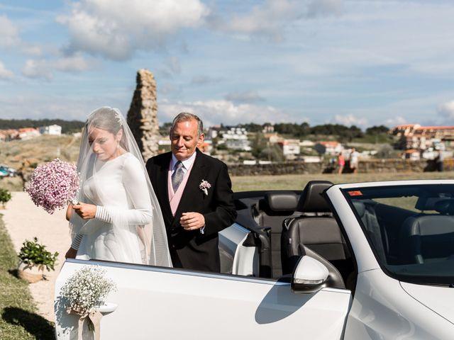 La boda de Ignacio y Marta en San Vicente De El Grove, Pontevedra 48