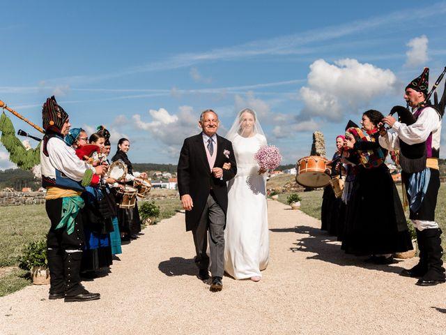 La boda de Ignacio y Marta en San Vicente De El Grove, Pontevedra 49