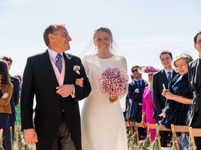 La boda de Ignacio y Marta en San Vicente De El Grove, Pontevedra 52