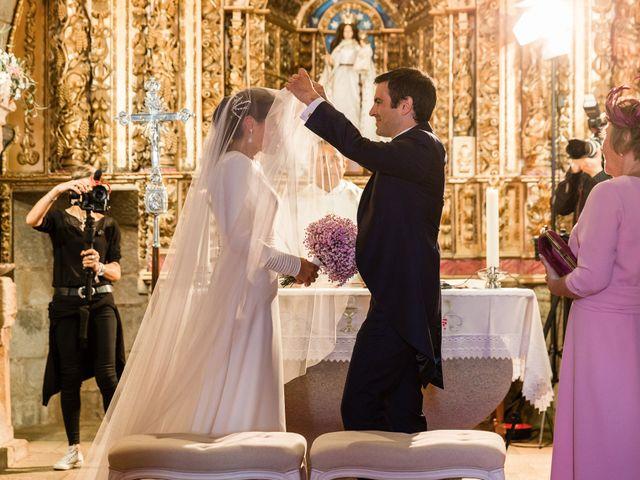La boda de Ignacio y Marta en San Vicente De El Grove, Pontevedra 54