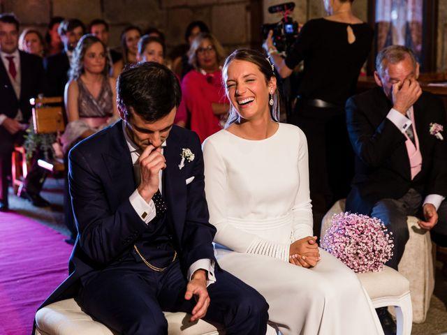 La boda de Ignacio y Marta en San Vicente De El Grove, Pontevedra 58