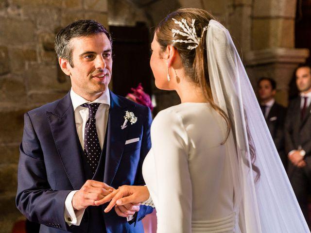 La boda de Ignacio y Marta en San Vicente De El Grove, Pontevedra 61