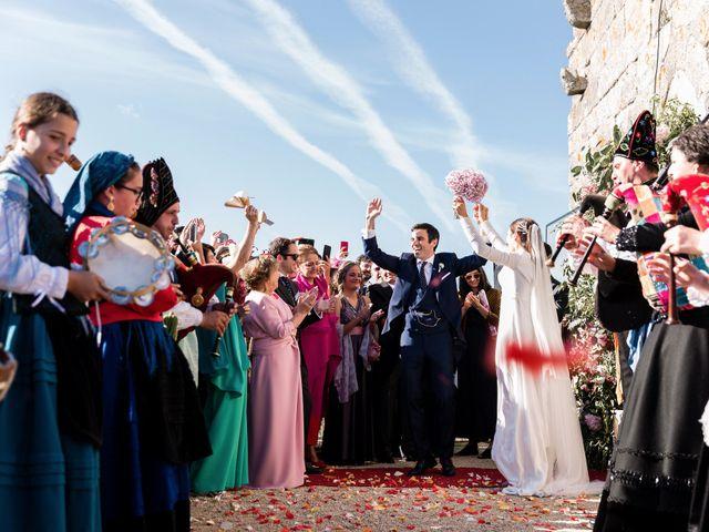 La boda de Ignacio y Marta en San Vicente De El Grove, Pontevedra 64