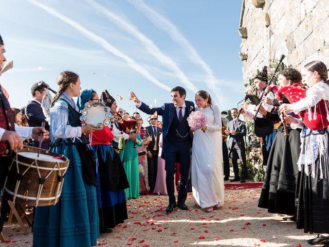 La boda de Ignacio y Marta en San Vicente De El Grove, Pontevedra 66